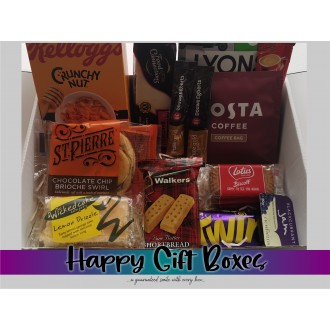 New Mum or Dad Coffee Treat Box / Mums & Dads Time Out...